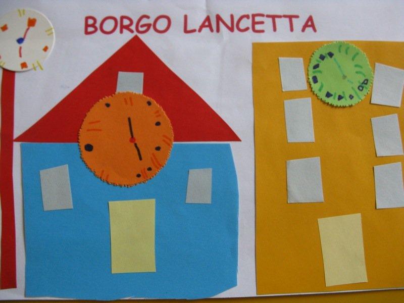 Creatività di Gruppo - Borgo Lancetta