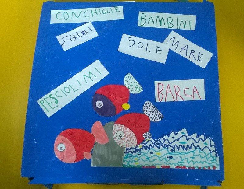 Creatività di Gruppo - Libro Pizza Il Mare