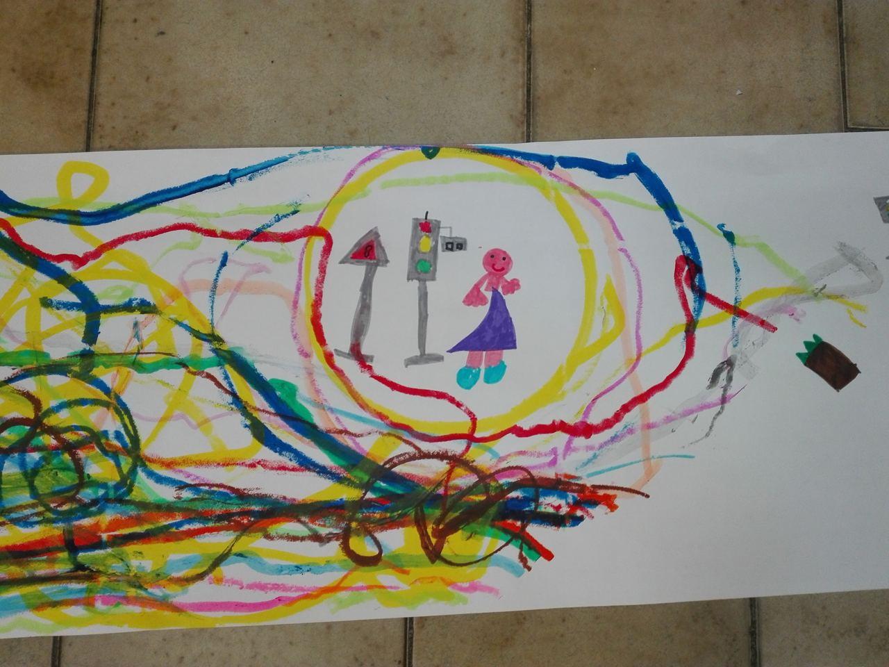 Creatività di Gruppo - Aspettando il Carnevale AS 17/18 - Maxi Ingorgo (Grandi)