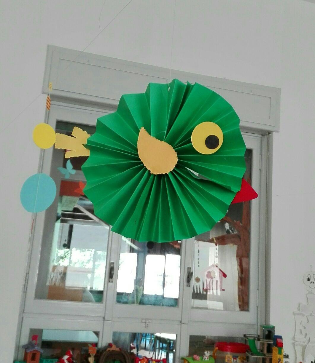 Creatività di Gruppo - La Primavera