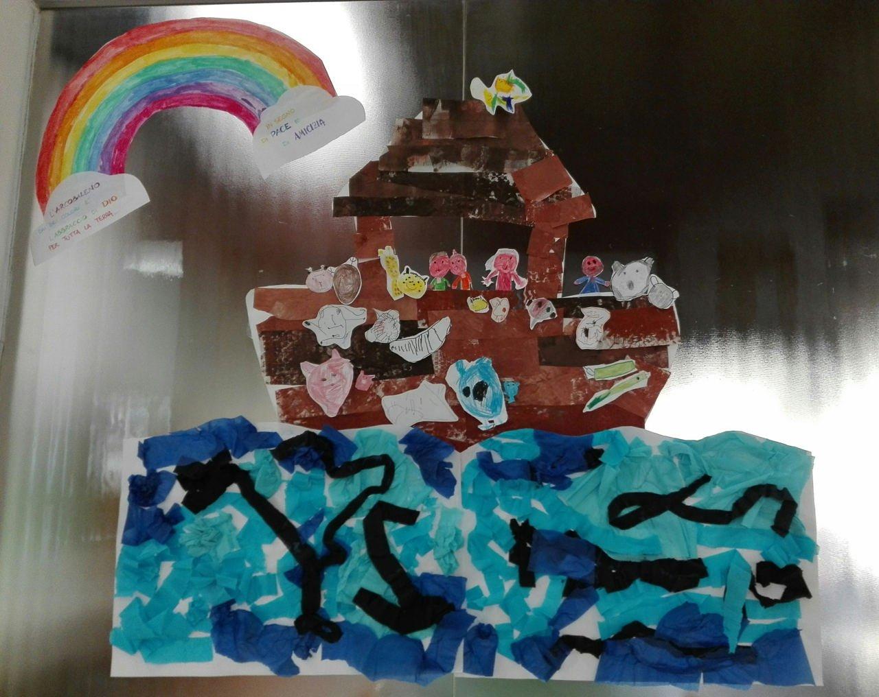 Progetto IRC - L'Arca di Noè