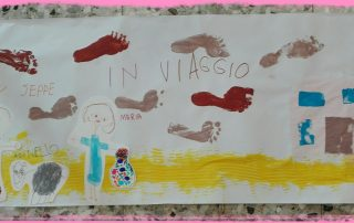 Presepe - Natale 2018 - Scuola Infanzia Villastanza