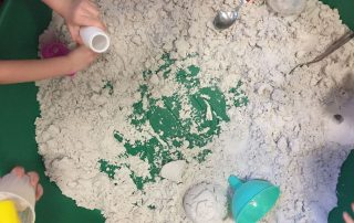 """Laboratorio """"I 5 SENSI"""" - La sabbia cinetica"""