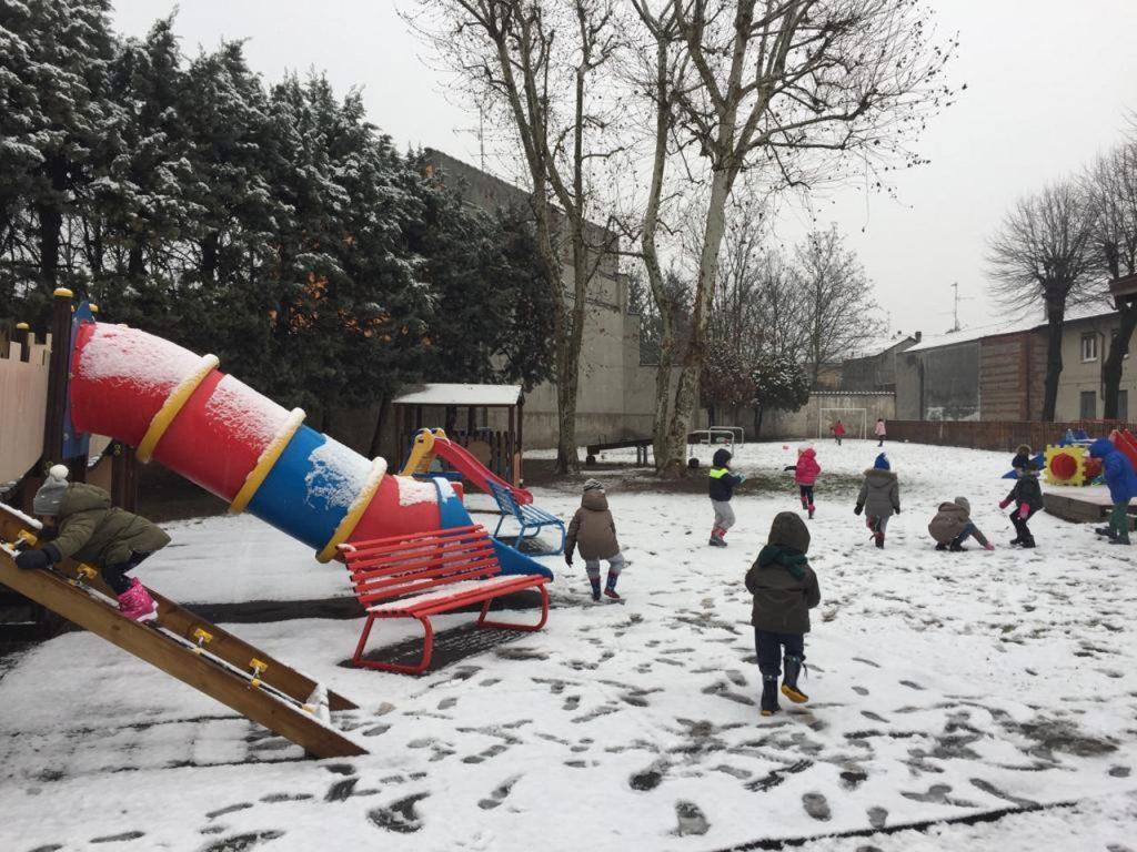 Giochiamo con la neve